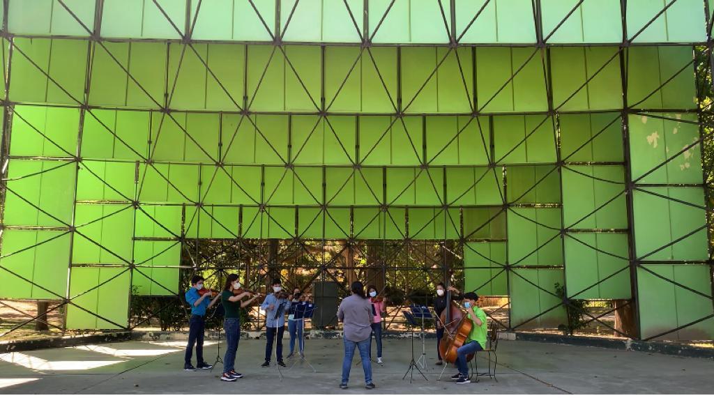 Carabobo Sigue Adelante Con La Enseñanza Musical En Cuarentena