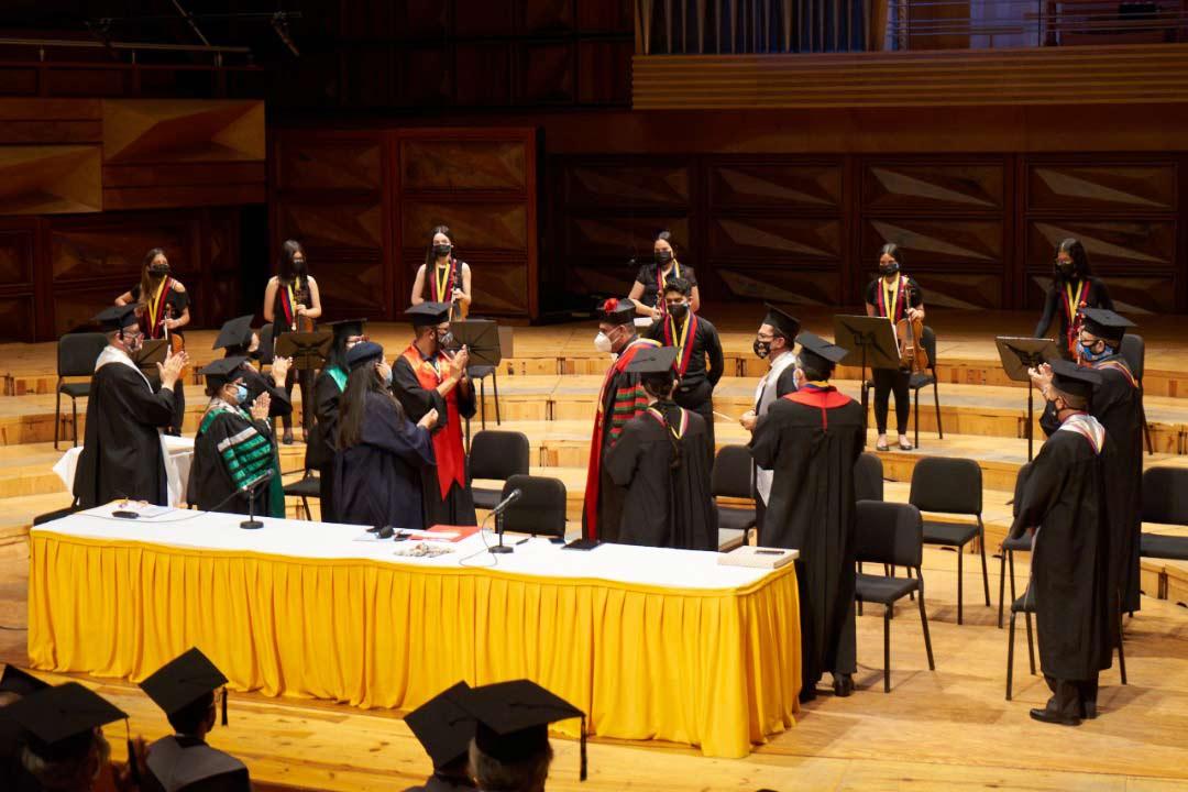 Graduacion X Tres