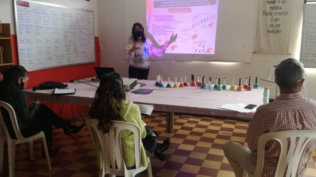 Trabajo Universitario Crea Manual Para Enseñanza De Campanas En El Estado Mérida