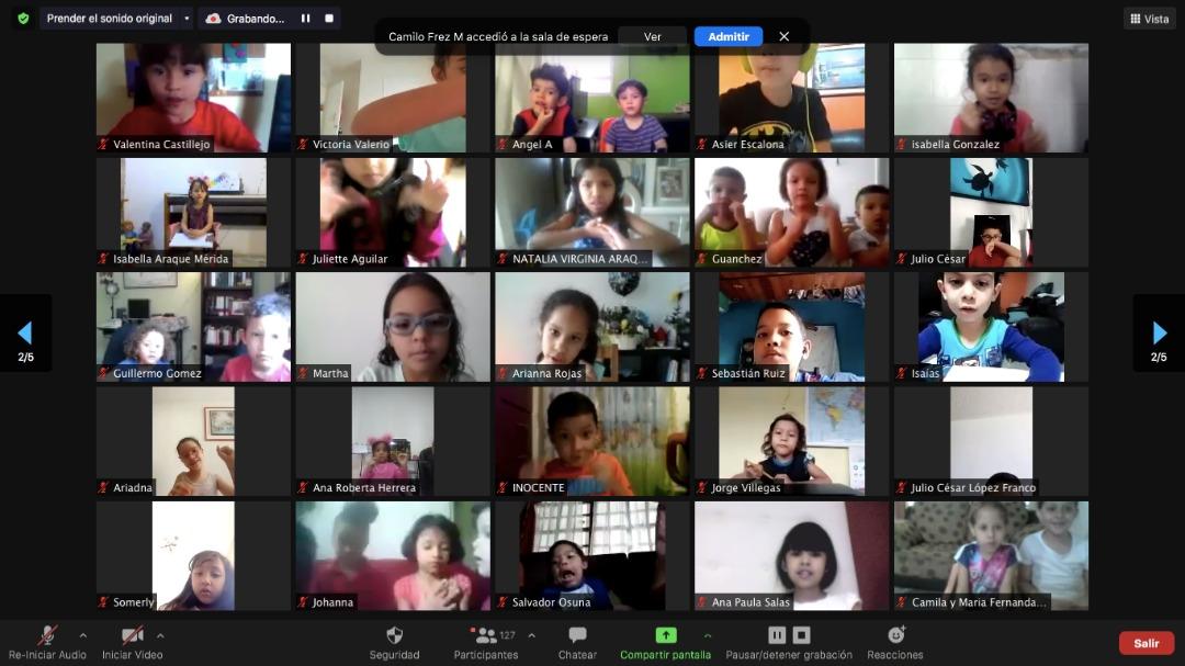 Iniciación Musical Atiende Demanda De Formación Internacional Online