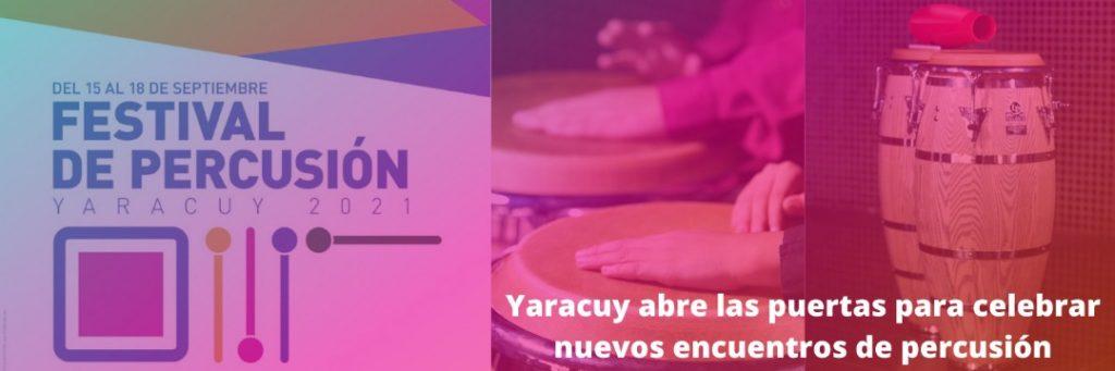 Yaracuy abre las puertas para celebrar nuevos encuentros de percusión