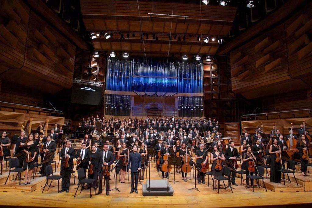 Enluis Montes vuelve a dirigir a la Sinfónica Simón Bolívar